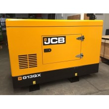 JCB G13QX Super Silent 10.6kW Single Phase Diesel Generator