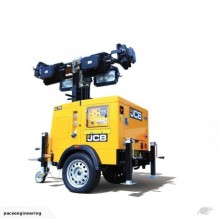 JCB LT9 LED Lighting Tower - 180,000 Lumens - Full LED - Hydraulic 9M Mast