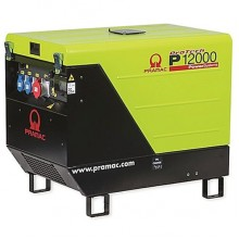 Pramac P12000 Honda 12kVA Single Phase Generator - Ex Demonstrator 38 hours!