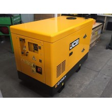 JCB G8QX Super Silent 6.7kW Single Phase Diesel Generator