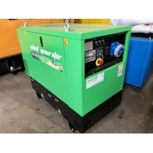 ENERGY 10kVA SINGLE PHASE ITALIAN MADE STANDBY DIESEL GENERATOR