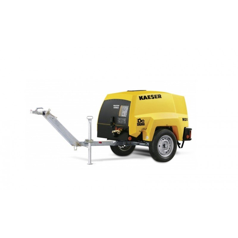 Mobile Compressor - 70cfm